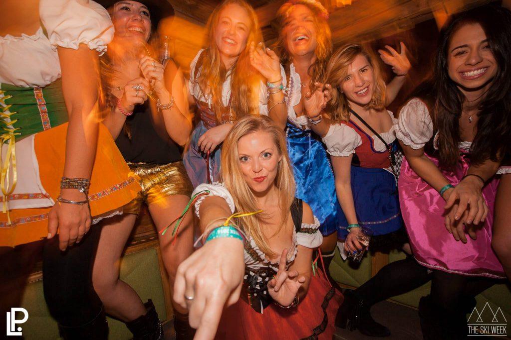 The SKi Week Oktoberfest
