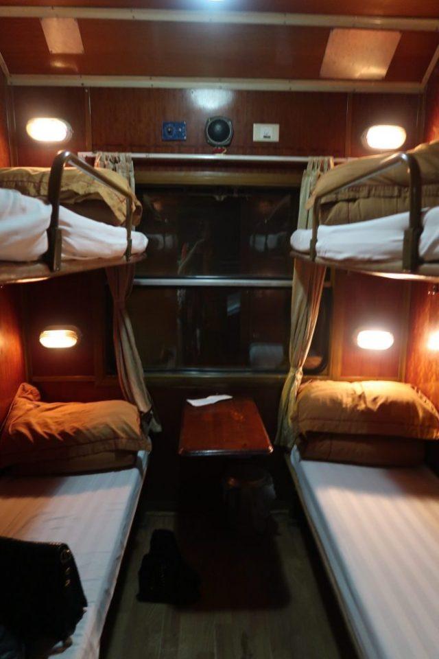 Vietnam night train