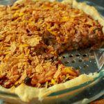The BEST vegan taco pie