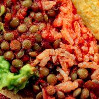 Vegan Lentil Taco Meat