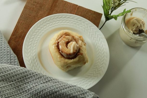 Vegan Cinnamon Roll Recipe