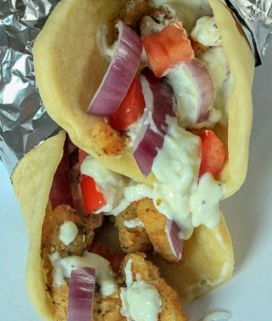 Easy Vegan Gyros