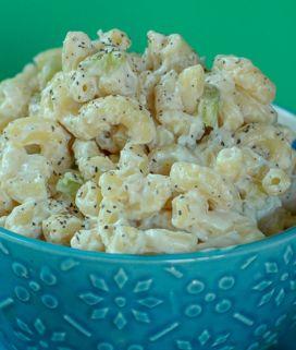 Vegan Hawaiian Mac Salad