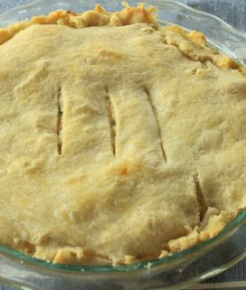 vegan pot pie