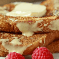 Awesome Vegan French Toast