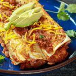 Tasty Vegan Enchiladas