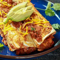 Tasty Vegan Enchiladas