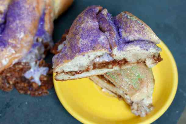 Vegan Kings cake