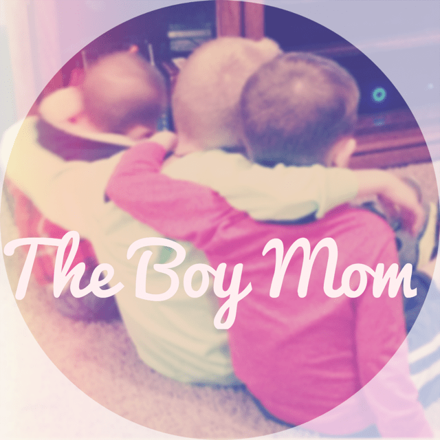 The Boy Mom