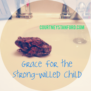 Grace For the Strong-Willed Child