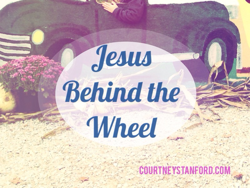 Jesus Behind the Wheel: Conducting Ourselves in a Manner Worthy of the Gospel of Christ