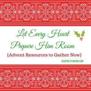 Advent Resources blog