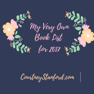 My Very Own {Tentative} Book List for 2017