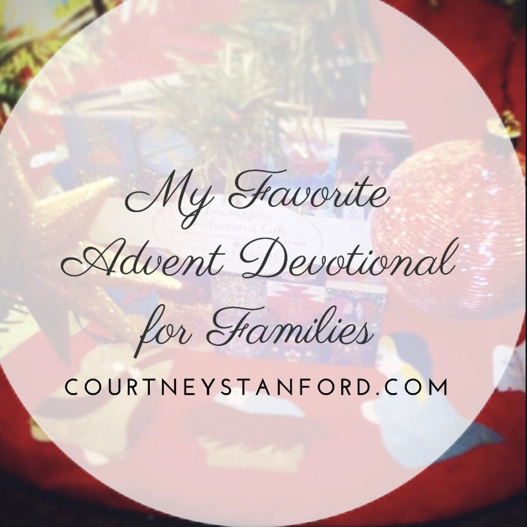 My Favorite Advent Devotional for Families