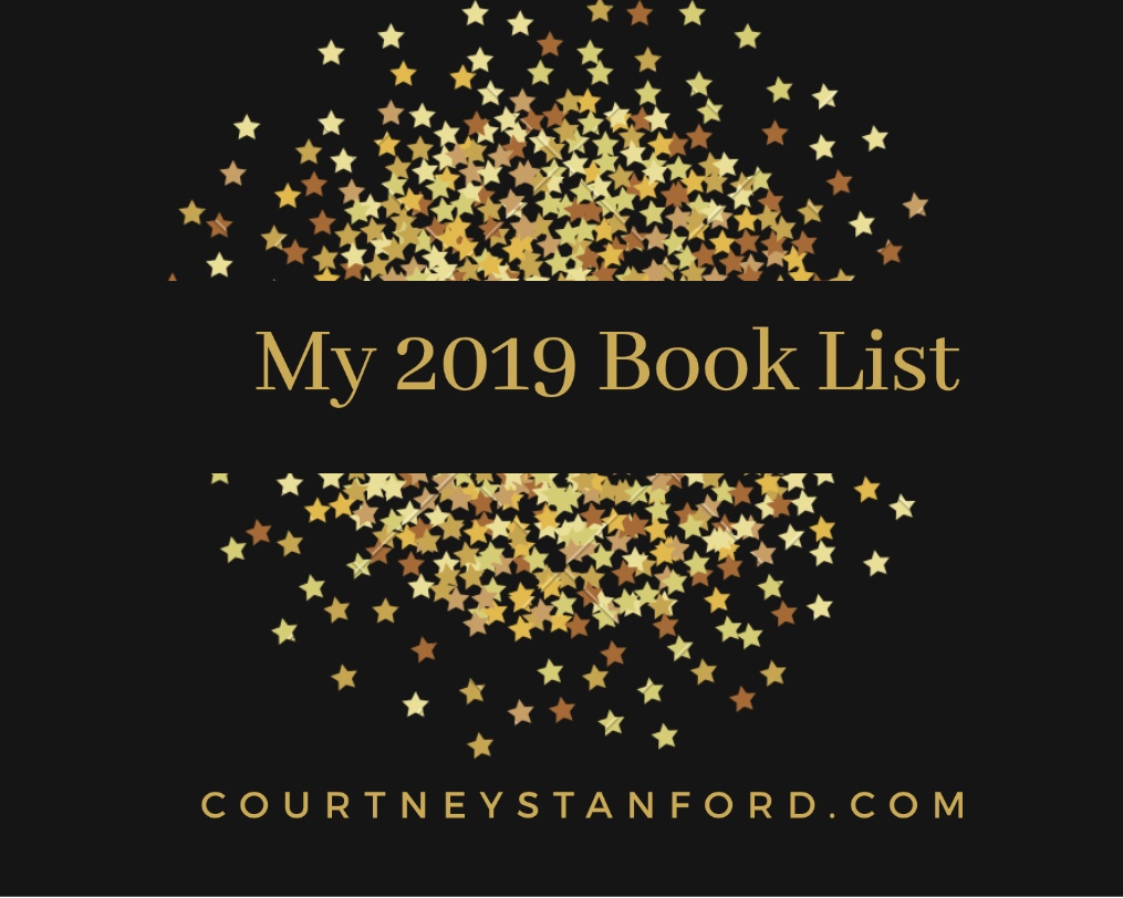My 2019 Book List