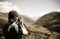 Somewhere on the way to Machu Picchu.