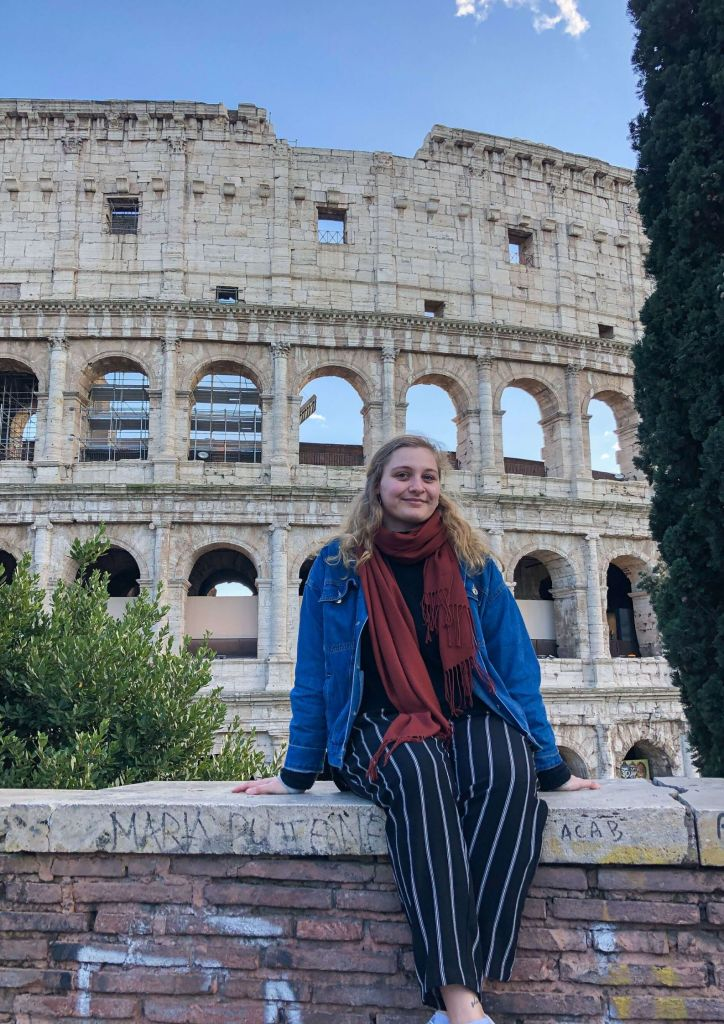 Au pair in Italy | Courtney The Explorer