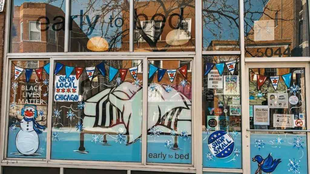 Early to Bed - shop local, queer-owned chicago businesses