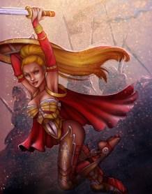 Dame de Guerre | Digital, 2013