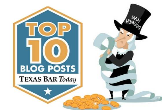 Top 10 blog post graphic