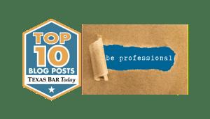 Texas bar graphic