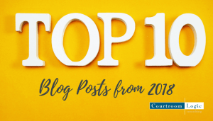 Top 10 Blog Posts from 2018