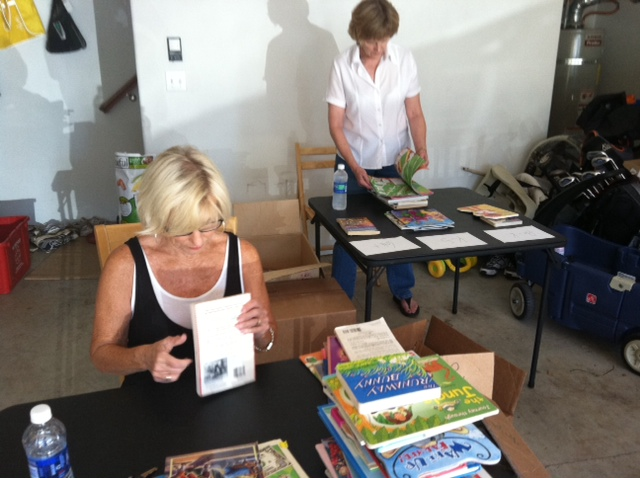 Helping New Special Education Teachers Build a Classroom Library