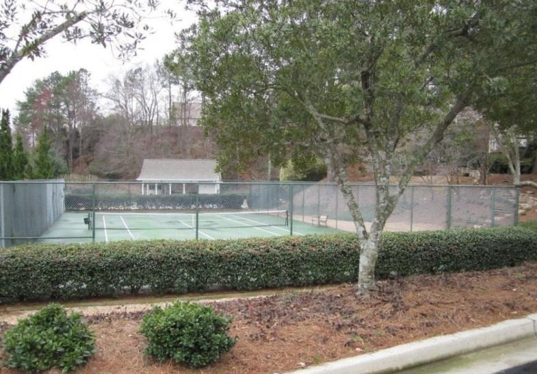 COV Tennis Courts