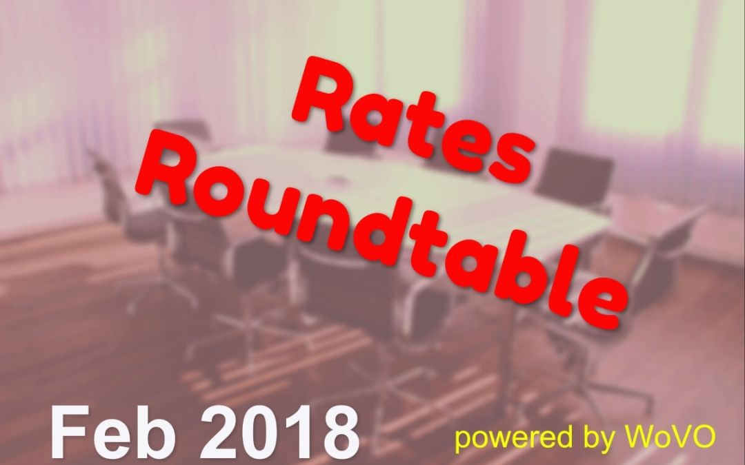 WoVO Rates Roundtable: Challenges of the Post-Voicebank Voiceover Marketplace