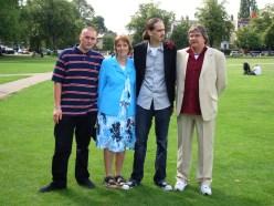 Groom's Immediate Family
