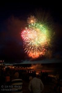 Colourful Firework