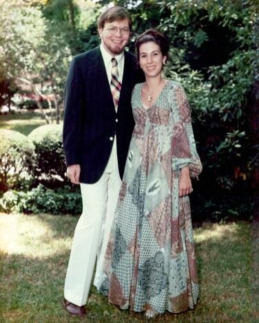 Theodore Norton and Joan Landes (via Joel Landes)