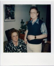 Rita Berman Abrams and Stanley Abrams via Shari Berman Landes