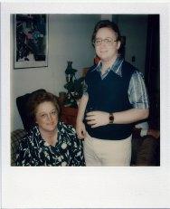 Rita Berman Abrams and Stanley Abrams via Shari Berman Landes