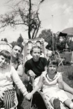 Shari Berman Landes, Seymour Berman, Vivian Klein Berman, Wendie Berman via Shari Berman Landes