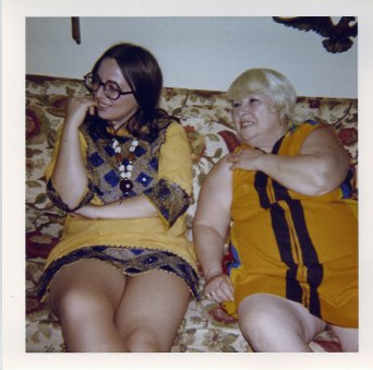 Shari Berman Landes, Lillian Herman Klein, about 1967 (via Shari Berman Landes)