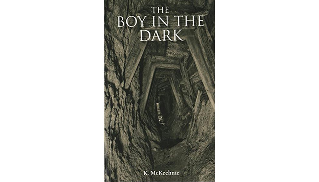 New Book: A Boy in the Dark