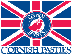 Cousin Jenny's Flag Logo