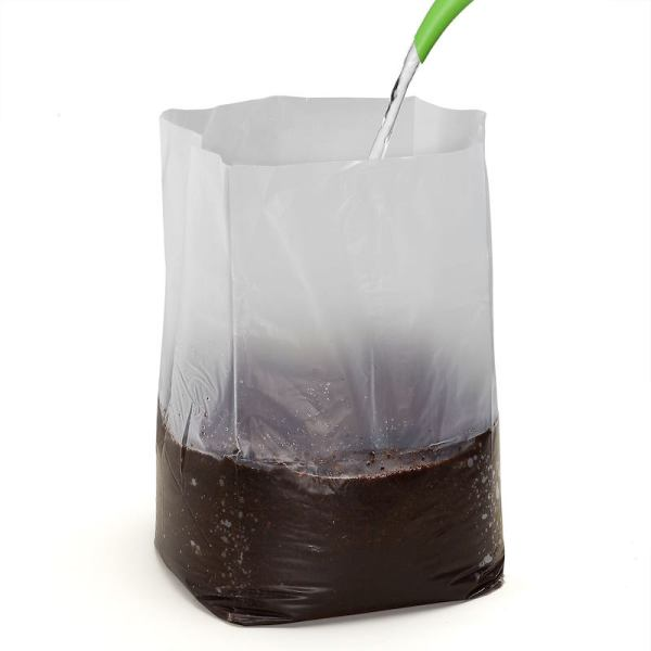 uwb coir bag with water