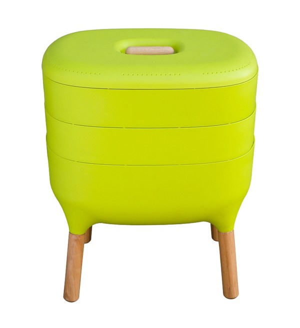 urbalive indoor worm composter green