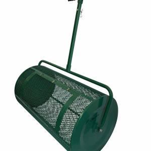 landzie 36 pull behind compost peat spreader