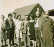 Frank Weber family