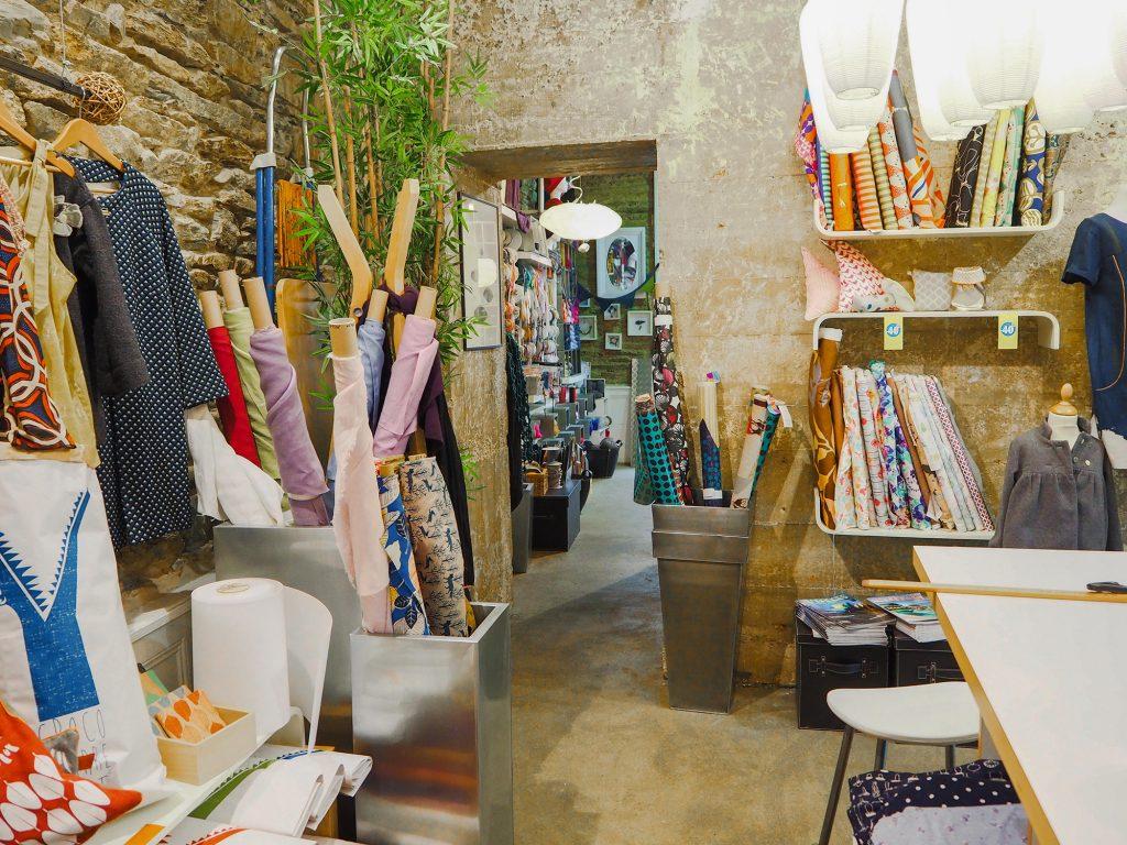 12 magasins de tissu a rennes couture