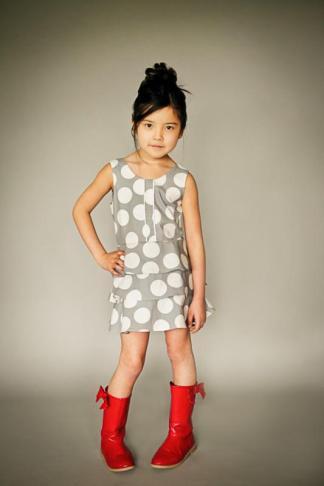 tuto robe couture enfant