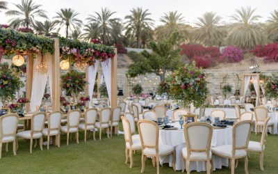 Weddings & Events Resume in Dubai