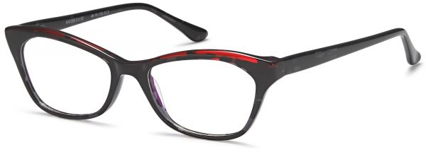 M3088 Blk Red