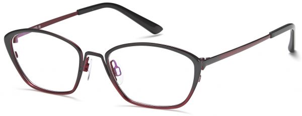 M4022 Blk Red