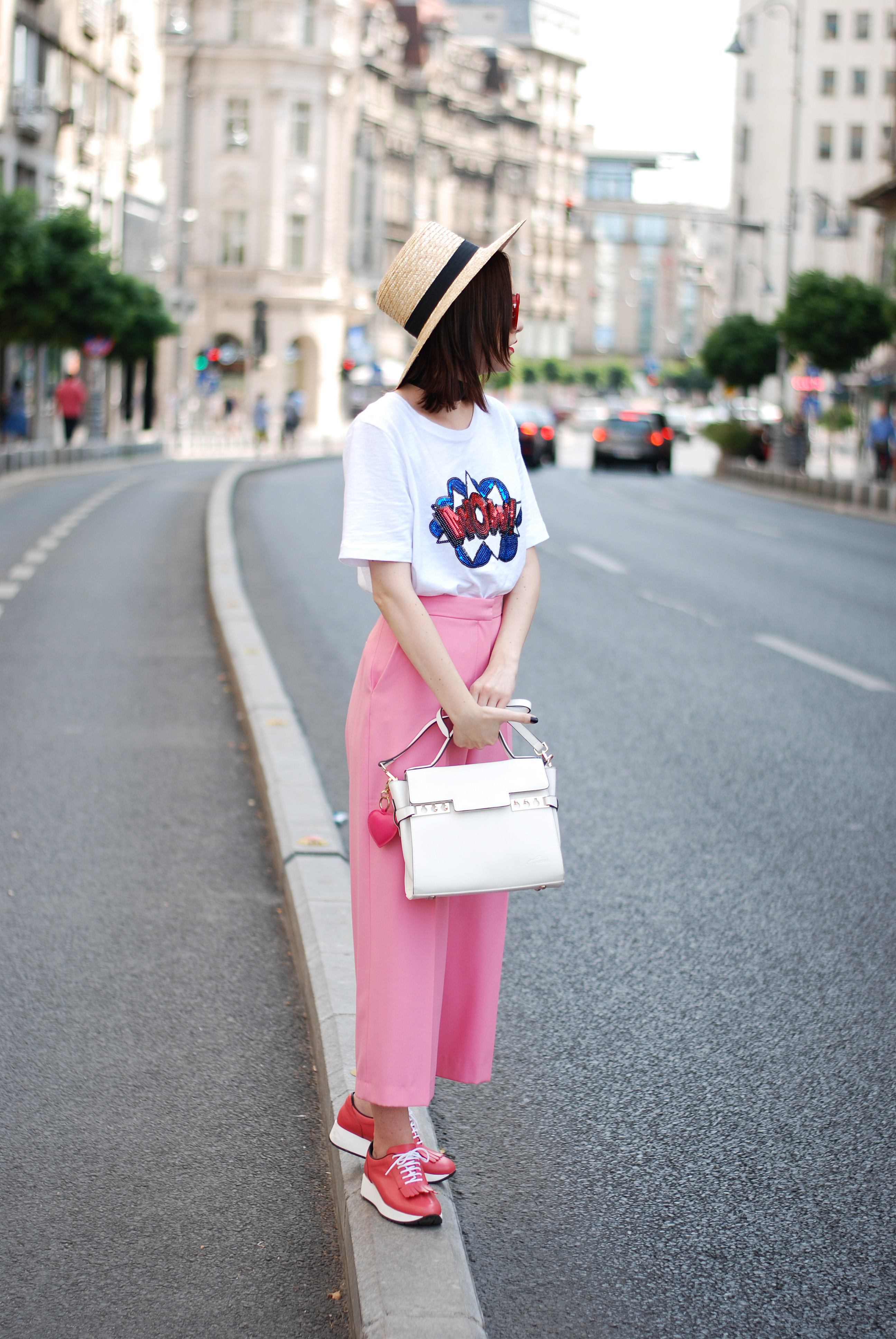 Palazzo Pants How To Wear The Wide Leg Trousers
