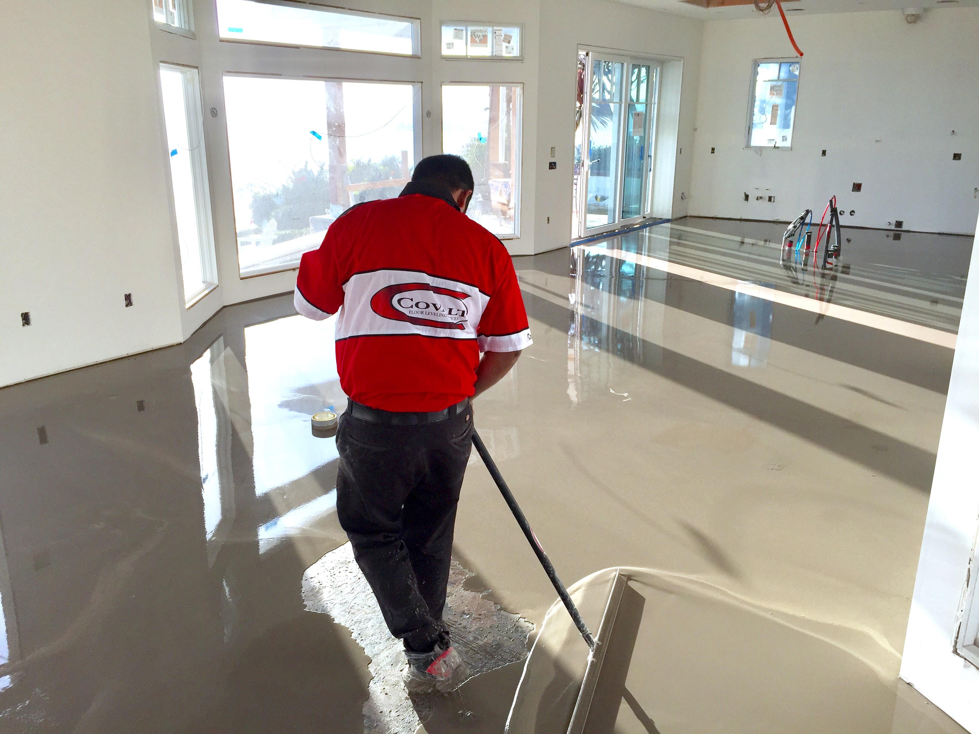 covalt floor repair concrete floor