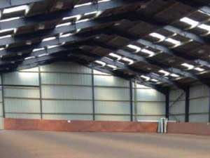Cove Equestrian Indoor Arena
